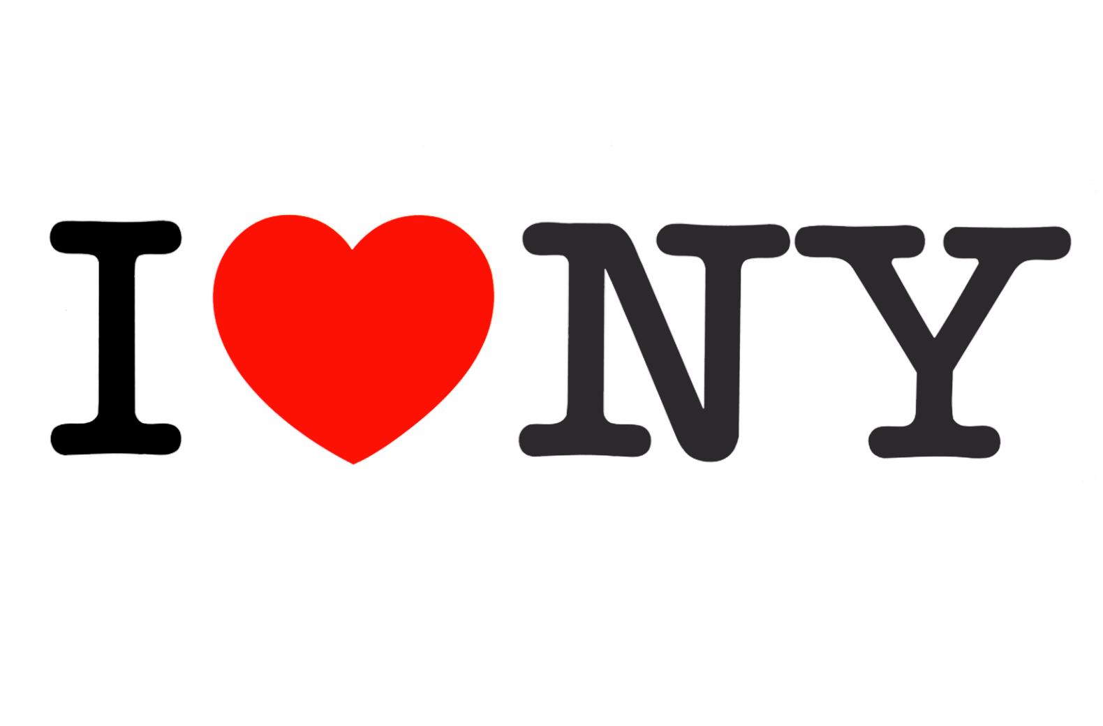 Logotipo i love new york