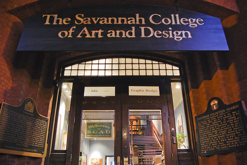 school spotlight: savannah college of art and design : adc