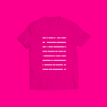 T-Shirt-MockUp-Front-Lifeblood-Pink